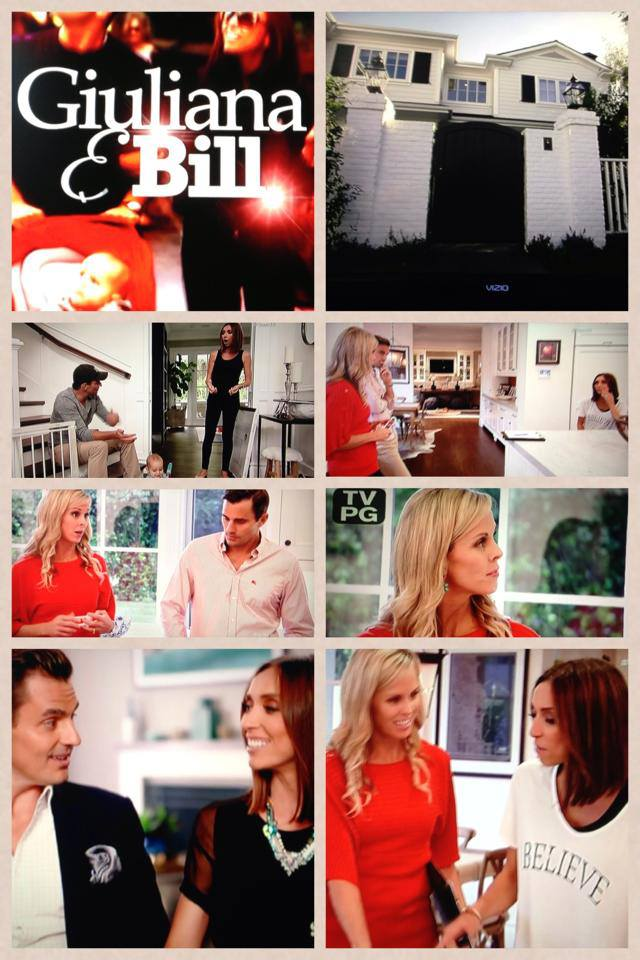 """You're hired!"" says Bill Rancic to Kimberlee Mitchell"
